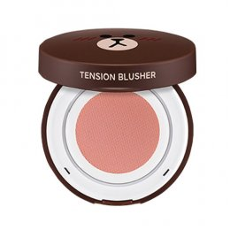Missha Line Friends Tension Blusher #CR01 Peach Sorbet