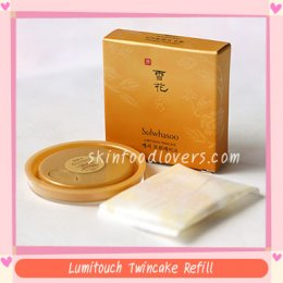 Sulwhasoo Lumitouch Twin Cake SPF25 PA++ refill
