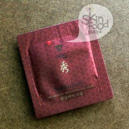 Tester Sulwhasoo Time Treasure Renovating Eye Cream 10ชิ้น