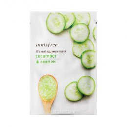 Innisfree It's Real Squeeze Mask-Cucumber