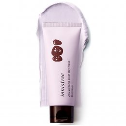Innisfree Jeju Volcanic Color Clay Mask - Soothing 70ml (Purple)