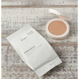 Innisfree Skinny Coverfit Cushion SPF34 PA++