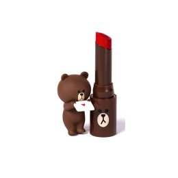 Missha M Matte Lip Rouge SPF17-MRD01 (Line Friends)