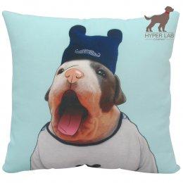 หมอนรูปหมาอิงลิช บูลล์ด็อก