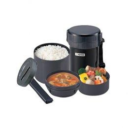 ปิ่นโตอาหารสุญญากาศเก็บความร้อน  รุ่น : SL-XD20 BA