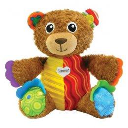 Lamaze - My First Teddy ตุ๊กตาผ้ารูปหมีเสริมพัฒนาการ