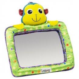 Lamaze -  Monkey In The Mirror ของเล่นเสริมพัฒนาการ