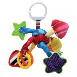 Lamaze -  Tug & Play  Knot