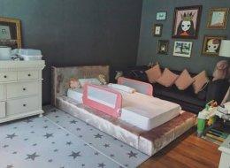 Platform Bed เตียงเด็กโต