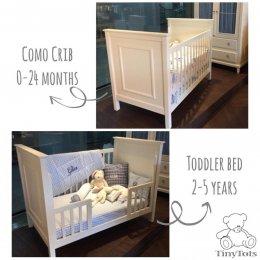 Como Crib เตียงเด็กอ่อน แรกเกิดถึง 6 ขวบ