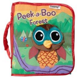 Lamaze Peek-a-boo Forest - สมุดนิทานผ้า