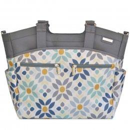 JJ Cole Camber Diaper Bag, Prairie Blossom-กระเป๋าคุณแม่