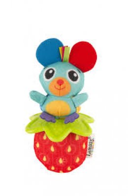 Lamaze little grip rattle mouse-ห่วงเขย่ารูปหนู