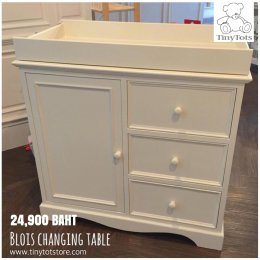 Blois Changing Table With Tray