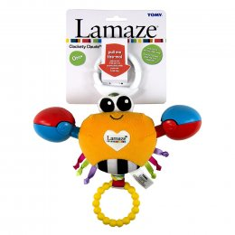 Lamaze Clackety Claude - ของเล่นติดรรถเข็น