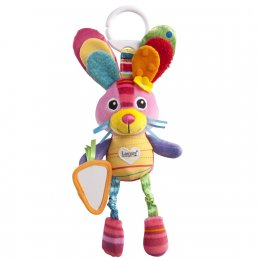 Lamaze bell the bunny - ของเล่นติดรถเข็น