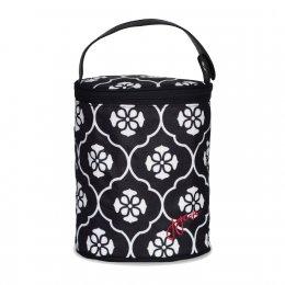 JJ Cole Bottle Cooler Black Floret-กระเป๋าเก็บอุณภูมิ