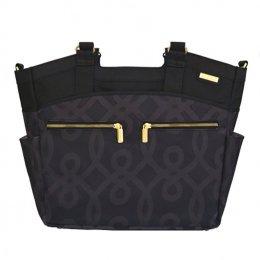 JJ Cole - Black and Gold-กระเป๋าคุณแม่
