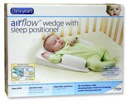Airflow Sleep Poistioner with Wedge, หมอนจัดท่านอนเด็ก