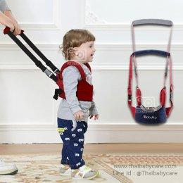 Babykly สายพยุงตัวเด็ก สายจูงหัดเดิน ช่วยหัดเดินสำหรับเด็ก สีแดง