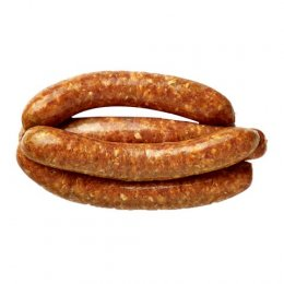 Lamb Merguez Sausage (Spicy Morrocan Sausage). Gluten free. - Frozen