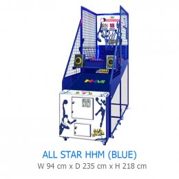 All Star HHM (Blue)