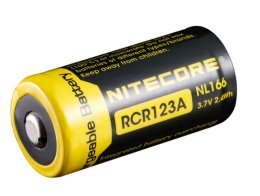 Nitecore Battery RCR123A (Recharge)