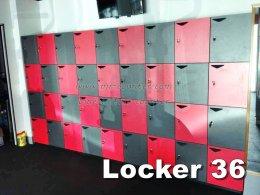 ตู้ล็อคเกอร์ 36 ช่อง