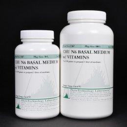 Chu's N6 Basal Medium with Vitamins