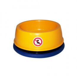 No-ANT Pet Bowl DY-91 Size L (Yellow)