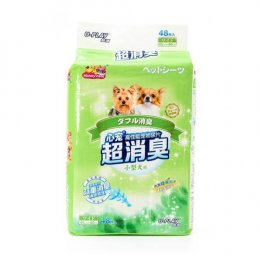 Honeycare Pee Pad Premium Green Tea 45x60 cm. (48 Pcs./Pack)