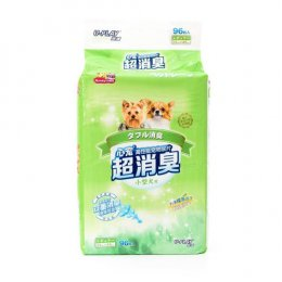 Honeycare Pee Pad Premium Green Tea 33x45 cm. (96 Pcs./Pack)