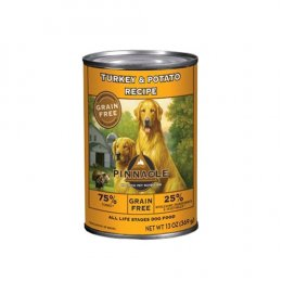 Pinnacle Turkey & Potato Canned 13 oz.