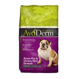 Avoderm Brown Rice, Oatmeal, Chicken Weight Control 2 kg.