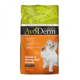 Avoderm Natural Chicken & Herring Meal Kitten 1.59 kg.