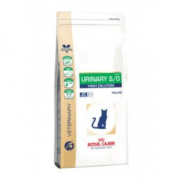 Royal Canin Vet Diet Cat Urinary High Dilution (7 kg.)