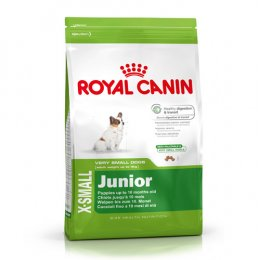 Royal Canin X-Small Junior 3 kg.