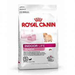 Royal Canin Small Dog Indoor Life Junior 1.5 kg.