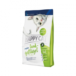 Happy Cat Sensitive Land-Geflugel (1.4 kg.)