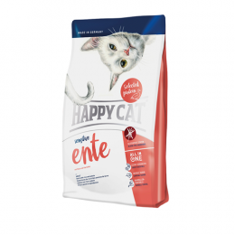 Happy Cat Sensitive Ente (4 kg.)