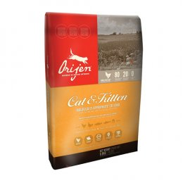 Orijen Biologically Appropriate Cat Food Cat & Kitten (6.8 kg.)
