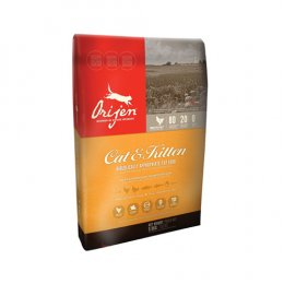 Orijen Biologically Appropriate Cat Food Cat & Kitten (2.27 kg.)