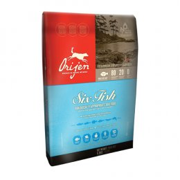 Orijen Biologically Appropriate Dog Food 6 Fish (13 kg.)
