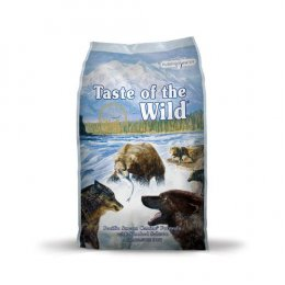Taste of the Wild Pacific Stream Canine with Smoked Salmon (5 lb.)