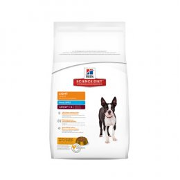 Hill's Science Diet Adult 1-6 Light Small Bites (2 kg.)