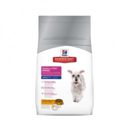 Hill's Science Diet Adult 7+ Small & Toy Breed (1.5 kg.)