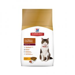 Hill's Science Diet Feline Adult 1-6 Hairball Control (4 kg.)
