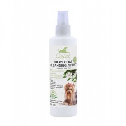 Quint Silky Coat Cleansing Spray (250 ml.)