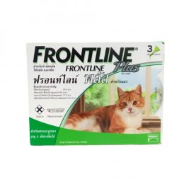Frontline Plus Flea For Cat & Kitten