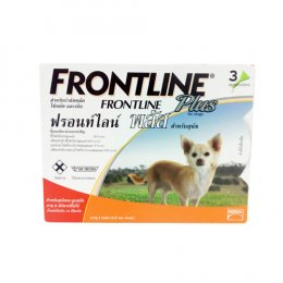Frontline Plus S Flea For Dog Puppy